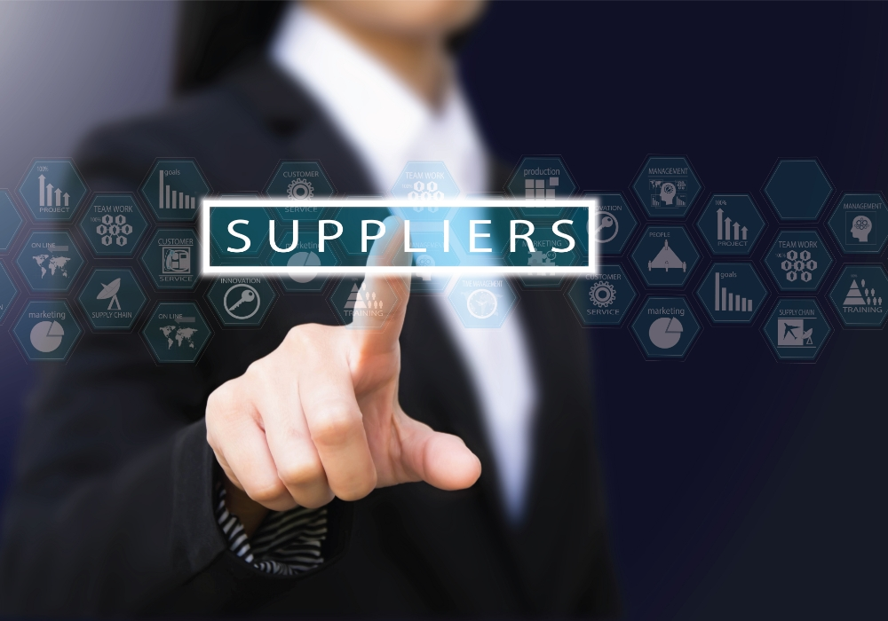 EXIM for Your Suppliers